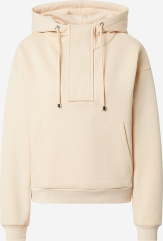 Guido Maria Kretschmer Collection Sweatshirt 'Rhonda' in Beige