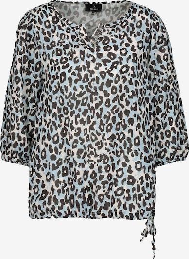 Camicia da donna monari di colore blu / nero / bianco, Visualizzazione prodotti