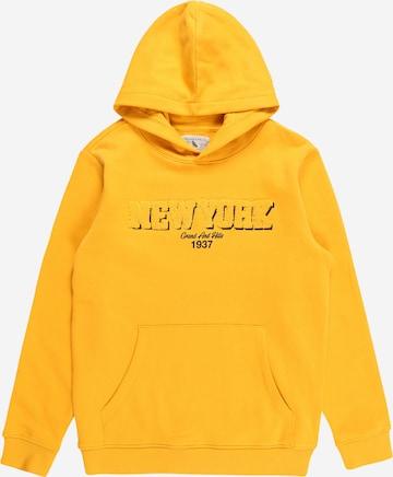 OVS Sweatshirt in Gelb
