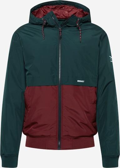 Geacă funcțională 'Rewind Jacket' Iriedaily pe maro / verde pin, Vizualizare produs