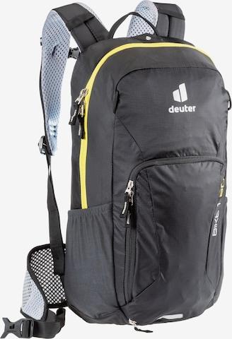 DEUTER Sports Backpack 'Bike I 20' in Black
