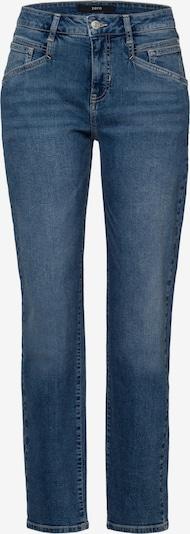 zero Jeans in blue denim, Produktansicht