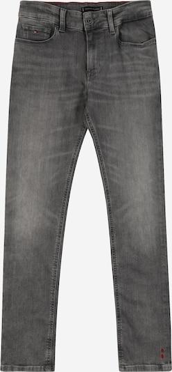 TOMMY HILFIGER Jeans 'SCANTON SLIM' in de kleur Grijs, Productweergave