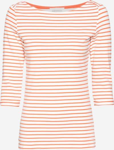 Maglietta 'DALENAA' ARMEDANGELS di colore arancione / offwhite, Visualizzazione prodotti