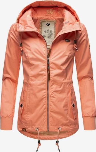 Ragwear Jacke 'Danka' in rosé, Produktansicht