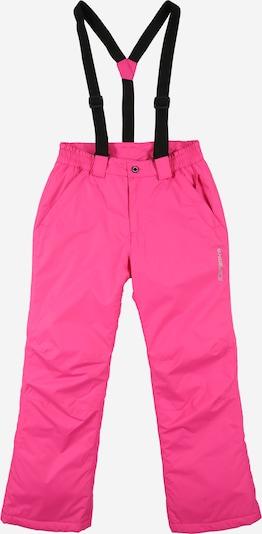 ICEPEAK Sporthose 'LAFE' in pink / schwarz, Produktansicht