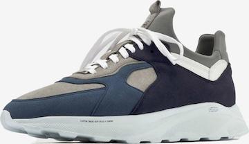 Sneaker low 'Larch' de la EKN Footwear pe albastru