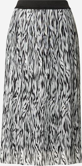 ONLY Rok 'Sophia' in de kleur Zwart / Wit, Productweergave