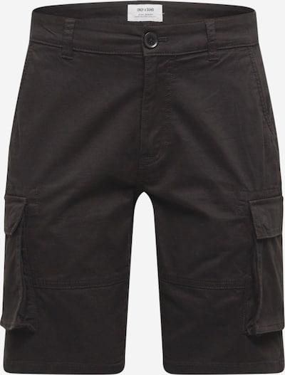 Pantaloni cu buzunare 'CAM STAGE' Only & Sons pe negru, Vizualizare produs