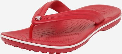Crocs Zehentrenner in rot, Produktansicht