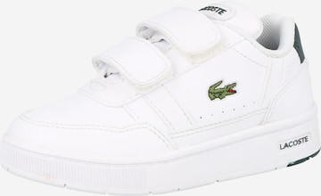 LACOSTE Schuhe in Weiß