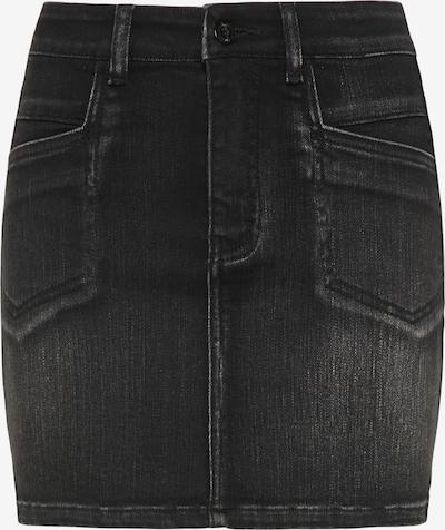 Sijonas iš myMo ROCKS , spalva - juodo džinso spalva, Prekių apžvalga