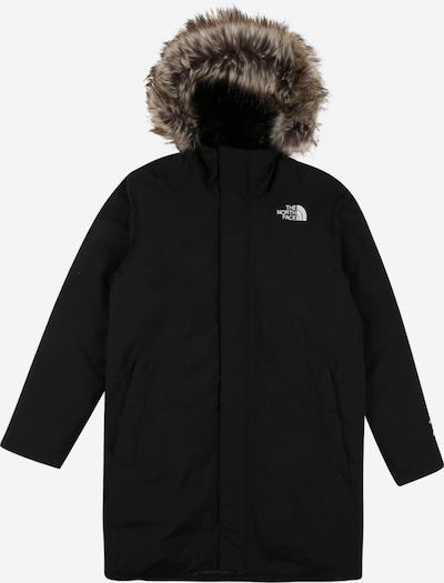 THE NORTH FACE Parka 'ARCTIC SWIRL' in schwarz, Produktansicht
