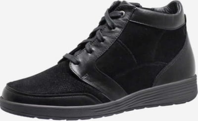 Ganter Schnürstiefelette in schwarz, Produktansicht