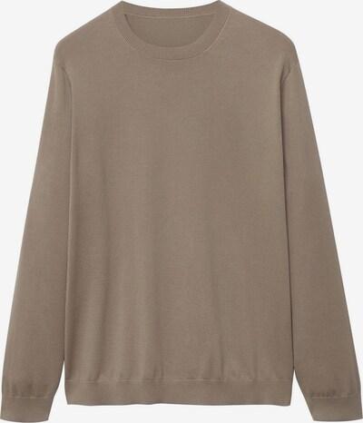 MANGO MAN Sweater 'Ten' in Dark beige, Item view