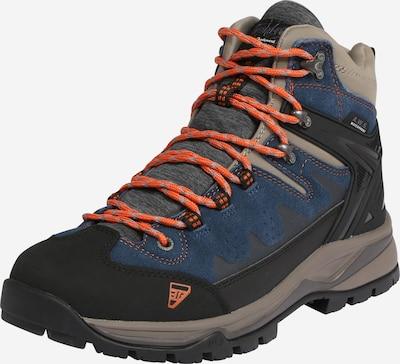 ICEPEAK Boots 'Wynne' en bleu ciel / gris chiné / noir, Vue avec produit