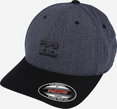 Șapcă 'All Day' BILLABONG pe albastru noapte / gri amestecat / roșu pepene / alb, Vizualizare produs