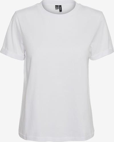 VERO MODA T-shirt 'PAULA' en blanc, Vue avec produit