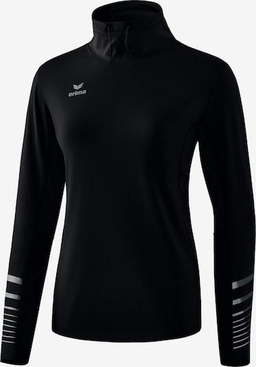 ERIMA Athletic Sweatshirt in Black / Silver, Item view