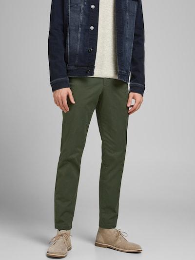 JACK & JONES Hose in khaki, Modelansicht