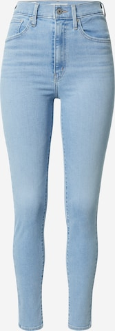 LEVI'S Jeans 'MILE HIGH Super Skinny' in Blue
