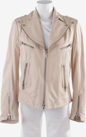 Schyia Jacket & Coat in L in Pink