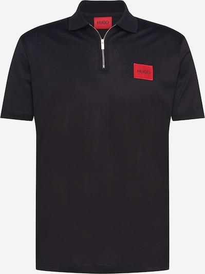 HUGO Tričko 'Deresom' - červená / čierna, Produkt