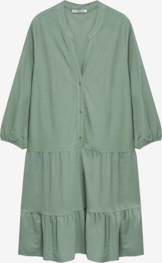 VIOLETA by Mango Kleid 'Tribeca' in hellgrün, Produktansicht