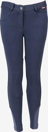 RED HORSE Hose in blau, Produktansicht