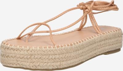 BEBO Sandale 'LARSEN' in nude, Produktansicht