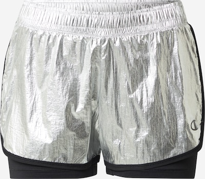Champion Authentic Athletic Apparel Sport-Hose in schwarz / silber, Produktansicht