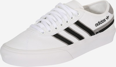 ADIDAS ORIGINALS Sneaker 'Delpala' in schwarz / weiß, Produktansicht