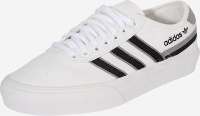 ADIDAS ORIGINALS Sneakers low 'Delpala' in black / white, Item view