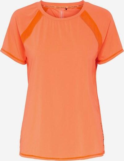 ONLY PLAY T-shirt fonctionnel en orange, Vue avec produit