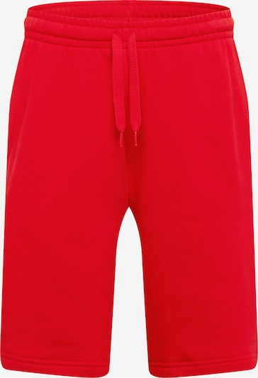 Lacoste Sport Shorts in rot, Produktansicht