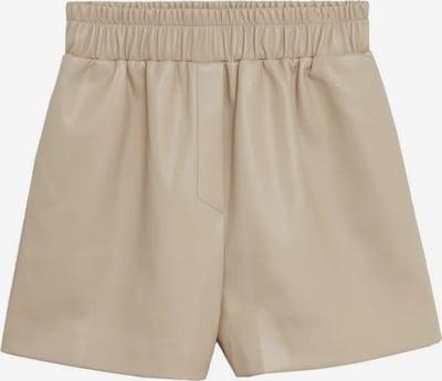 MANGO Shorts 'Shorty-I' in beige, Produktansicht