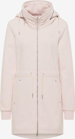 MYMO Sweatjacke in rosa, Produktansicht