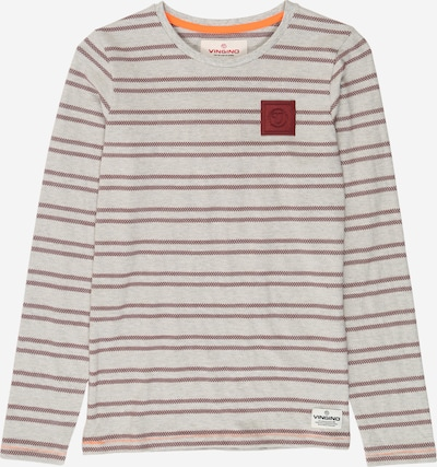 VINGINO Shirt 'Jacx' in grey / berry, Item view