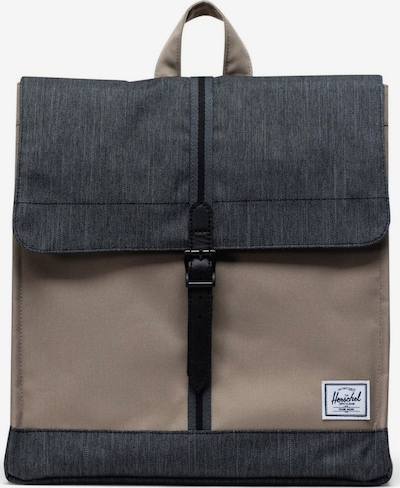 Herschel Plecak w kolorze ciemny beż / czarnym, Podgląd produktu