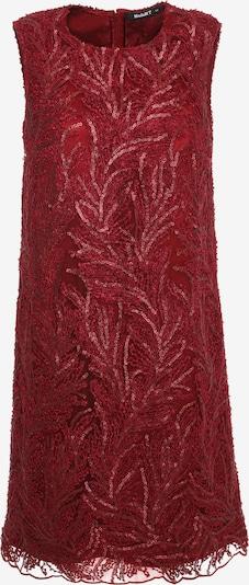 Madam-T Cocktailjurk 'Lana' in de kleur Rood, Productweergave