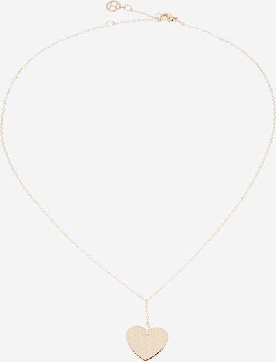 TOMMY HILFIGER Verižica 'Herz' | rožnato zlata barva, Prikaz izdelka