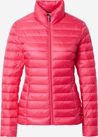 JOTT Overgangsjakke 'down jacket cha' i rosa