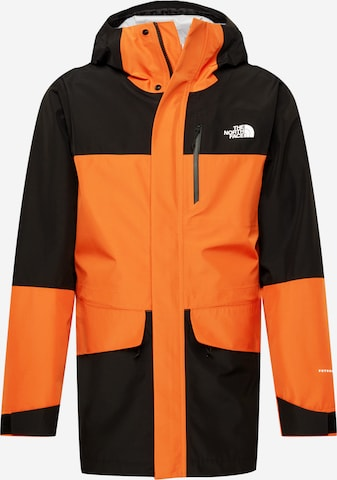 THE NORTH FACE Jacke 'DRYZZLE ALL WEATHER' in Schwarz