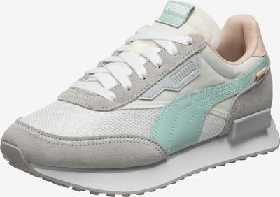 PUMA Sneaker 'Future Rider' in grau / mint / weiß, Produktansicht