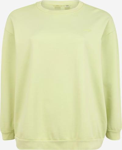 Levi's® Plus Sweat-shirt 'MELROSE' en roseau, Vue avec produit