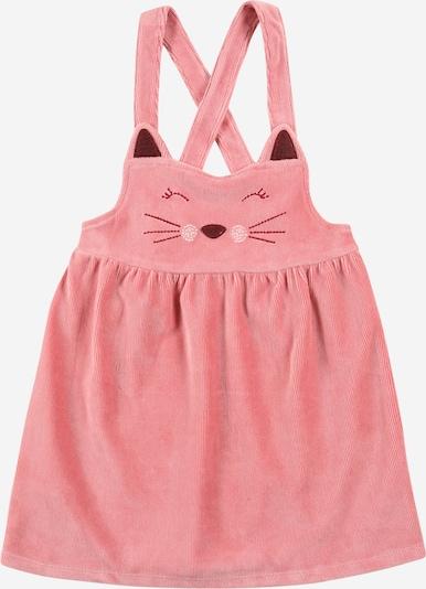 Boboli Kleid in rosa / weinrot / karminrot / weiß, Produktansicht