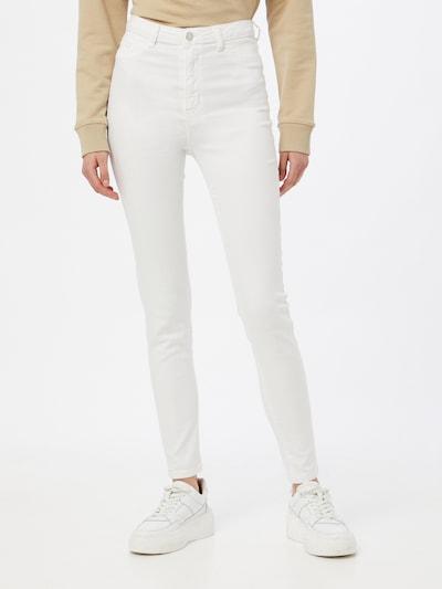Tally Weijl Jeans in white denim, Modelansicht