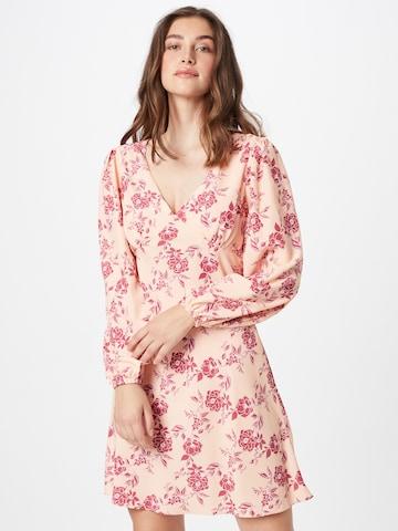 GLAMOROUS Dress in Pink