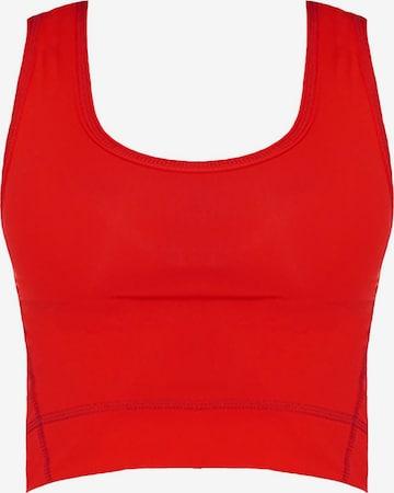Gessica Sport-BH in Rot