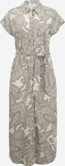 OBJECT Tall Kleid in beige / schwarz, Produktansicht